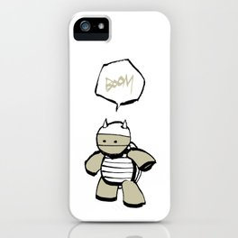 minima - mr. pal iPhone Case