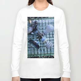 Burn-out Long Sleeve T-shirt