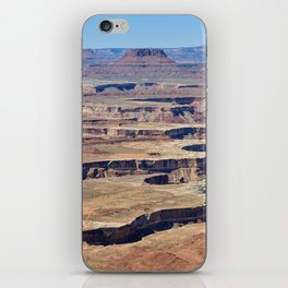 Green River Overlook iPhone Skin