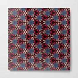 Cabaret  pattern no 40 Metal Print
