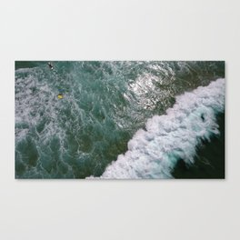 Surf Photography, Beach Wall Art Print, Ocean Water Surfing, Coast Canvas Print