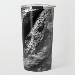 Dried Seed Pod Travel Mug