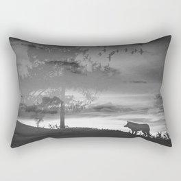 Dreamstate - Spirit Animal Rectangular Pillow