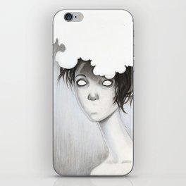 Her Unspoken Delight iPhone Skin