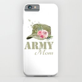 Army Mom iPhone Case