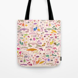 SHROOMS! Tote Bag