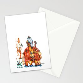 Play Again Stationery Cards