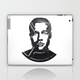 Brad Pitt Laptop & iPad Skin