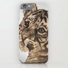 Baby Tiger iPhone 6s Slim Case