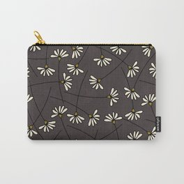 Just Daisy Carry-All Pouch