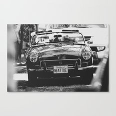 MG Canvas Print