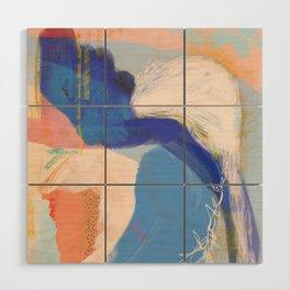 Sanibel - Shapes and Layers no. 34 - Abstract Wood Wall Art