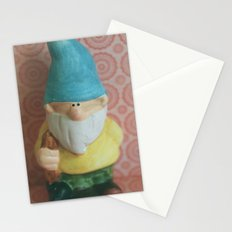 Chillin' with my Gnomies - I Stationery Cards