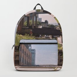 The High Line, New York Backpack