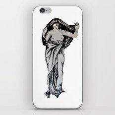 mystery woman iPhone & iPod Skin