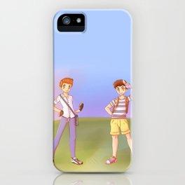 Pkmn Klaine  iPhone Case
