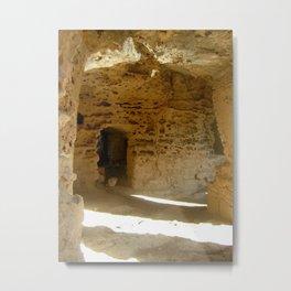 Doorway Greece Travel Photograph Art Print Metal Print