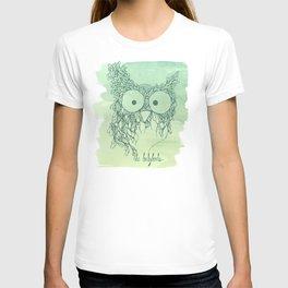The Babybirds Owl 02 T-shirt