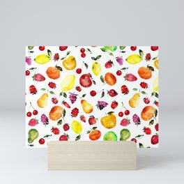 Tutti-frutti Mini Art Print