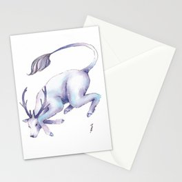 Eternal Deer Stationery Cards