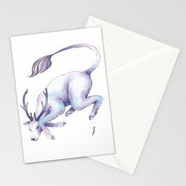 Eternal Deer Stationery Cards