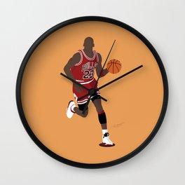 MJ23 Wall Clock