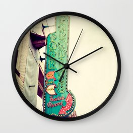 Paradise Park Wall Clock