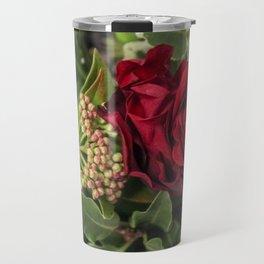 The Rose of Love Travel Mug
