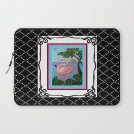 Flamingo Paradise Laptop Sleeve