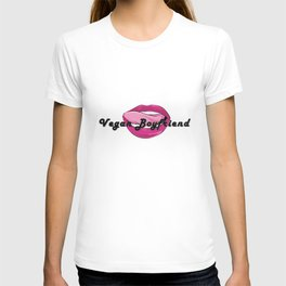 Vegan Boyfriend T-shirt