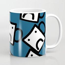 Don't be a mug Coffee Mug