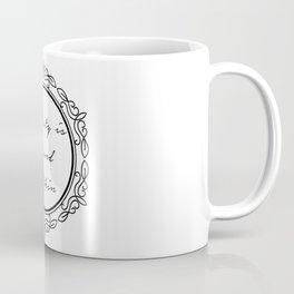 With a Magic Mirror Coffee Mug