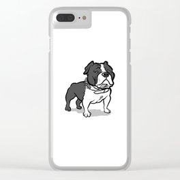 Bully Clear iPhone Case