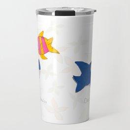 Ocean (Dibujitos de Denise) Travel Mug