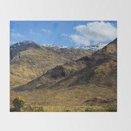 Scottish Views Throw Blanket
