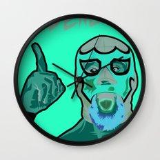 ROH El Generico Wall Clock