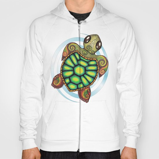 Baby Sea Turtle Hoody