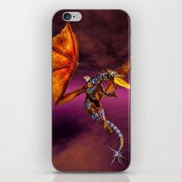 Dragon Rider C iPhone Skin