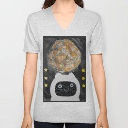 Meteor Krit Unisex V-Neck