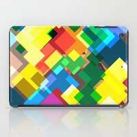 world maps iPad Cases featuring Maps by Tony Vazquez