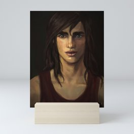 Sirius Mini Art Print