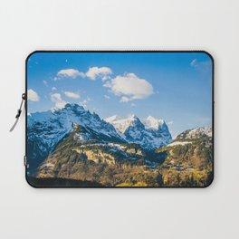 Switzerland Wonder Laptop Sleeve