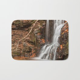 Orange Grove Waterfall Bath Mat