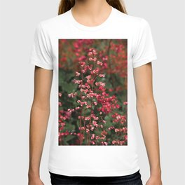 Little Red Flowers T-shirt