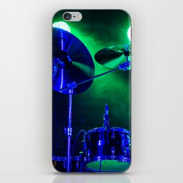 Cymbals iPhone Skin