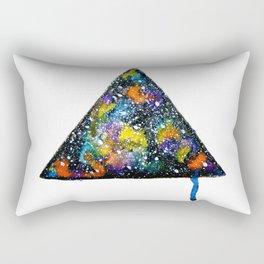 Triangulate the Universe  Rectangular Pillow