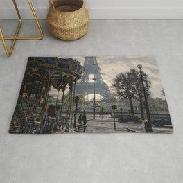 manège parisienne Rug
