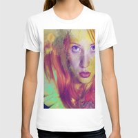 angel T-shirts featuring Angel by Ganech joe