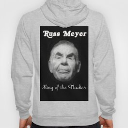 Russ Meyer Tribute Poster Hoody