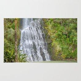 Karekare Falls Rug